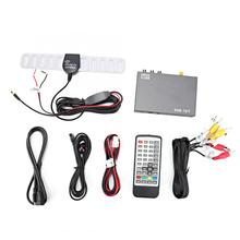 Tuner-Box Tv-Receiver DVB-T2 Digital H.265 Car for DVB-T744/DVB-T2EN302755 229 Remote-Control