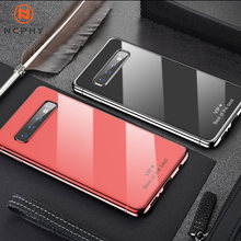 Luxury Silicone Soft Coque For Samsung Galaxy S9 S10 Plus E Note 9 10 Pro A30 A40 A50 A70 Phone Back Cover Housing Bumper Casing(China)