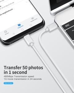 KUULAA 3A кабель с разъемом USB Type C для Samsung S20 S9 S8 Xiaomi Huawei P30 Pro, быстрая зарядка, мобильный телефон для мобильного телефона Galaxy белый кабель|Кабели передачи данных|   | АлиЭкспресс