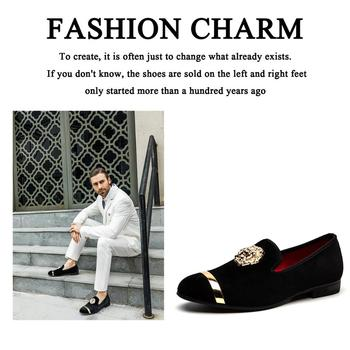 MEIJIANA 2019 New Big Size Men's Loafers Slip on Men Leather Shoes Luxury Casual Fashion Trend Brand Men's Shoes Wedding Shoes 1
