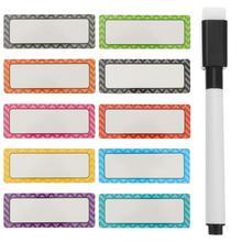 1 Set Erasable Fridge Notepads Fridge Sticky Index Notes Refrigerator Notepad