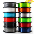 Дерево/PETG/TPU = FLEX/нейлон/TABS Филамент пластик YOUSU для 3d принтера ANET ENDER/1 кг 340 м/диаметр 1,75 мм/Доставка из города