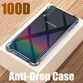 Ультратонкий прозрачный силиконовый чехол для телефона Samsung Galaxy S10 S9 S8 Plus S10E S7 Edge Note 10 Pro A10 A30 A50 A70, мягкий чехол из ТПУ