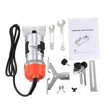 Wood-Router-Tool-Combo-Kit Manual-Trimmer-Tools Electric-Woodworking-Machines Carpentry