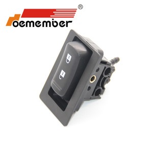 Image 1 - 1797971 Truck Switch Panel With Hose Air Valve Steering Column Swtich For SCANIA Truck Switches 1485066 2185839
