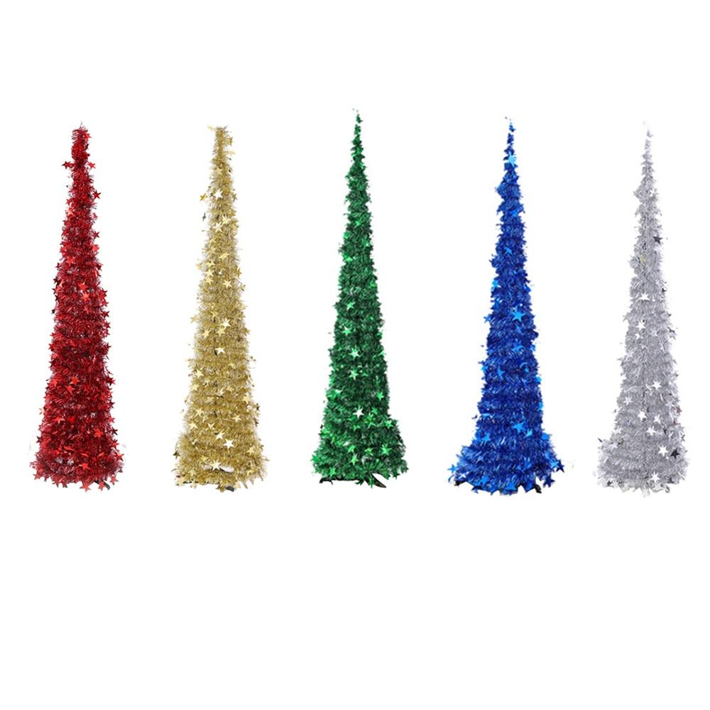 New Christmas Tree Holiday Xmas Decorations Easy Assembly Christmas Tree 2019 New