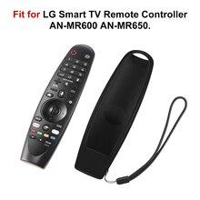 Умный oled-телевизор защитные силиконовые чехлы для LG AN-MR600 AN-MR650 AN-MR18BA Magic Remote Управление чехлы