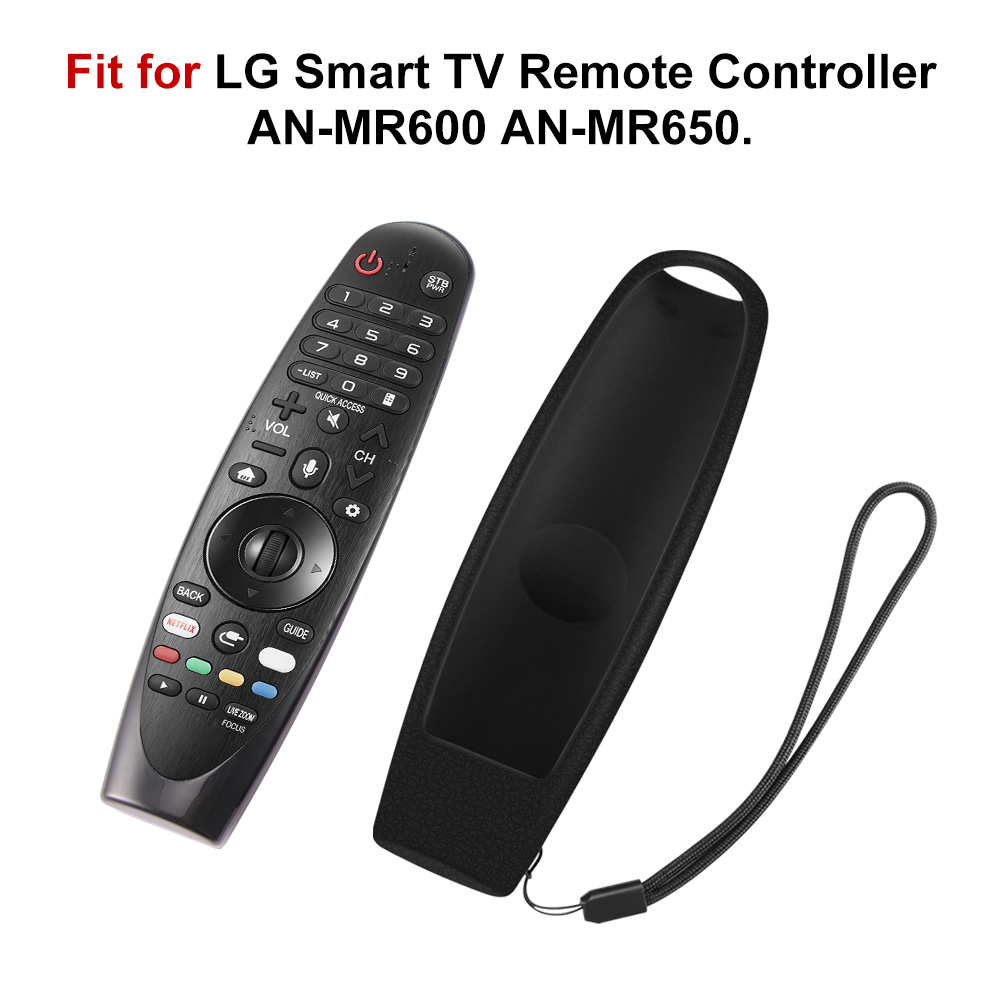 Tv-Protective-Silicone-Covers Remote-Control-Cases OLED Magic AN-MR600 Smart LG for An-mr600/An-mr650/An-mr18ba/Magic title=