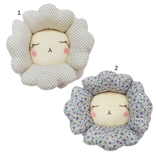 Decoration Wall-Hanging-Ornaments Bedroom Nordic-Style Baby Cute Cotton Sun-Flower