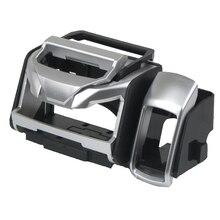 2 в 1 Автомобильный держатель для напитков кондиционер на выходе установка подстаканник держатель для мобильного телефона вентиляционное отверстие подстаканник небольшие предметы