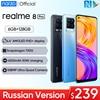 Russian Version realme 8 Pro 108MP Camera Snapdragon 720G Smartphone 6.4'' Display AMOLED 50W Super Dart Charge 4500mAh Battery 1