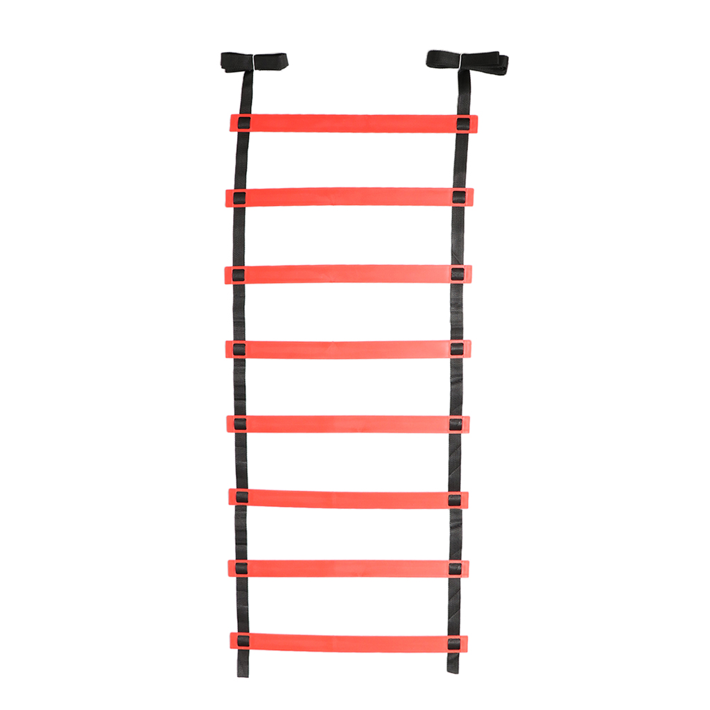 Agility Ladder Fitness Training Equipment- Improve Mobility, Coordination, Speed, Balance And Strength- Fit For Outdoor Workout