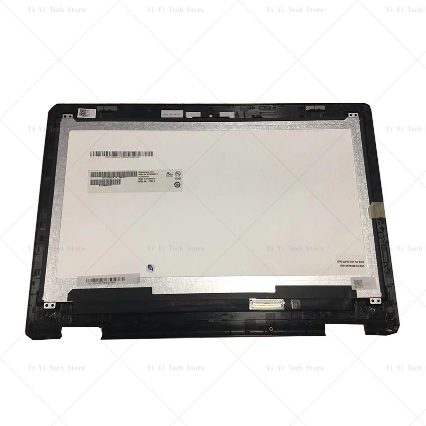 Original 13 INCH For Acer Spin 5 SP513-51 IPS LCD Screen+Touch Digitizer Assembly FHD B133HAB01.0 With Touch