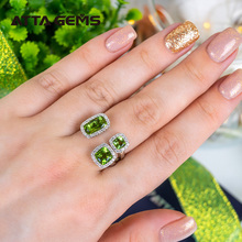 Zultanite султанит Sterling Silver Ring Original Design Faced Created Sultanite Stone Color Changes Special Style for Gift