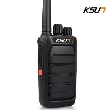 KSUN Powerful Walkie Talkie Automatically Match Frequency CB Radio Station UHF Transceiver Long Range Walkie Talkie 5