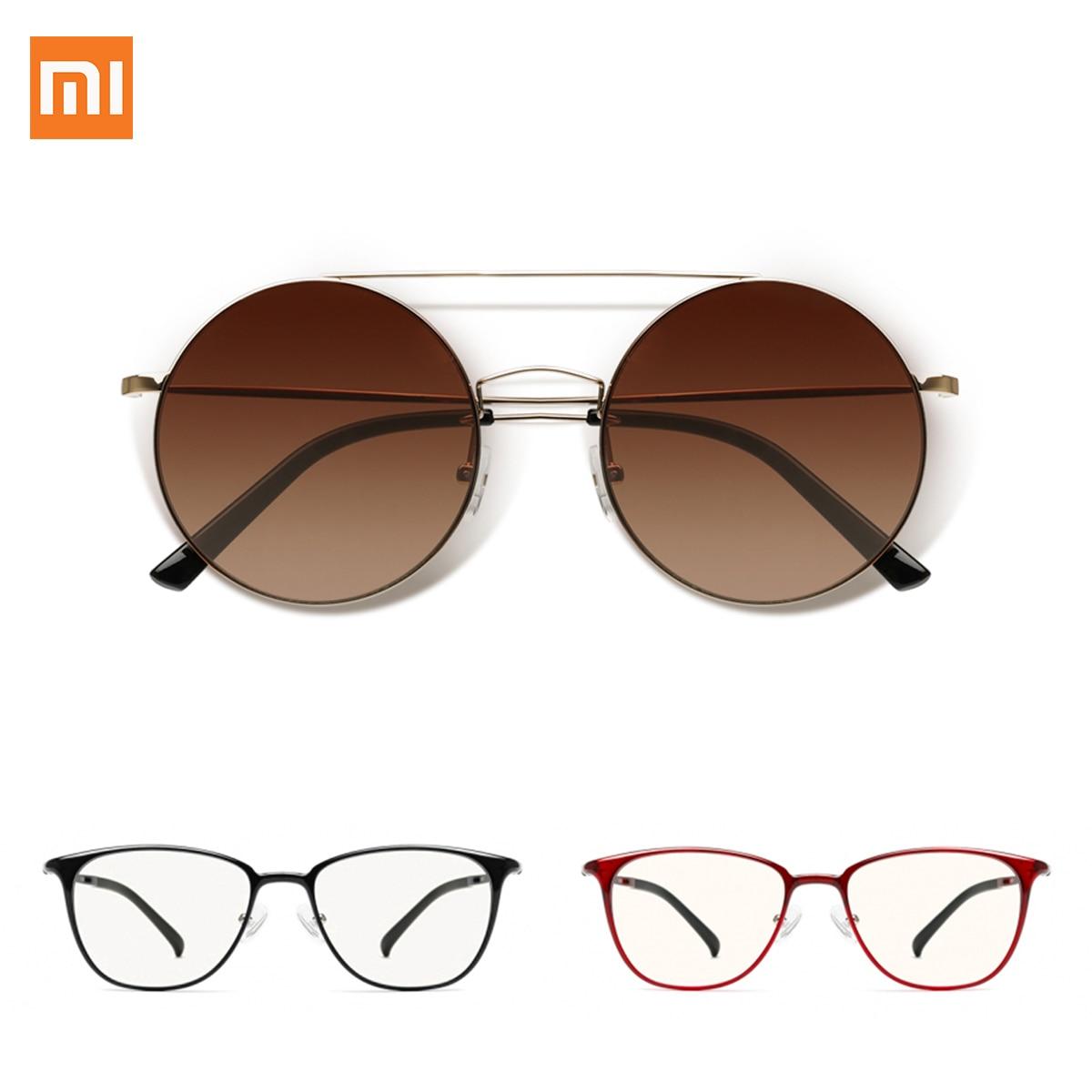 Xiaomi Mijia TS Polarized Sunglasses/Anti-Blue Goggles Glass Ray UV Fatigue Proof Eye Protector Mi Home Computer Gaming Glasses