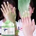 50 г Зелёный чай Маски для рук увлажняющий Восстанавливающий отбеливание шелушиться Маски для рук анти-старения, отшелушивающее средство дл...