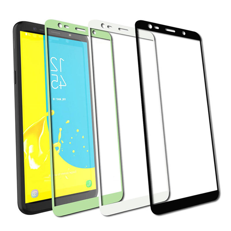 9D Protective Glass For <font><b>Samsung</b></font> Galaxy A6 A8 Plus A7 A9 2018 Tempered Glass For <font><b>Samsung</b></font> <font><b>A3</b></font> A5 A7 2016 2017 <font><b>Screen</b></font> <font><b>Protector</b></font> Film image