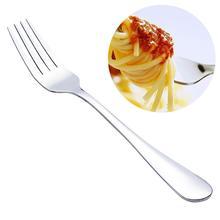 High Quality Stainless Steel Tableware Dinner Fork Stainless Steel Salad Fork Cake Fork Dessert Fork For Restaurant Home