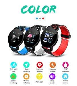 Fitness Watch M5 High Quality Sports Smart Watch Heart Rate Smart Bracelet High-Definition Touch-Screen Ip67 Fitness Bracelet