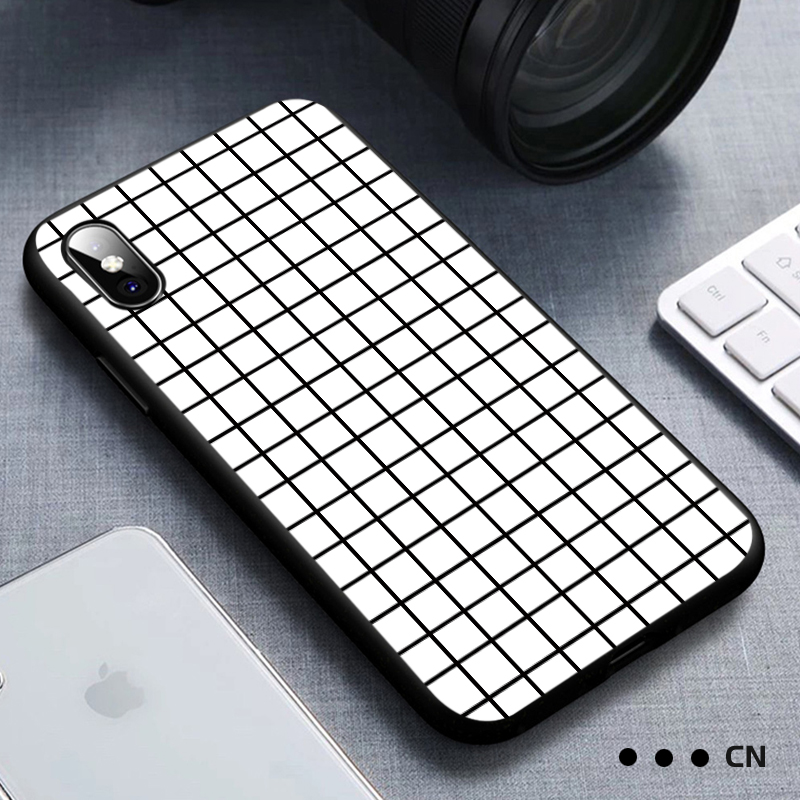 Plaid Pokrowiec Phone Cover Made Of High Quality Silicone Material For A Non Slip Grip 7
