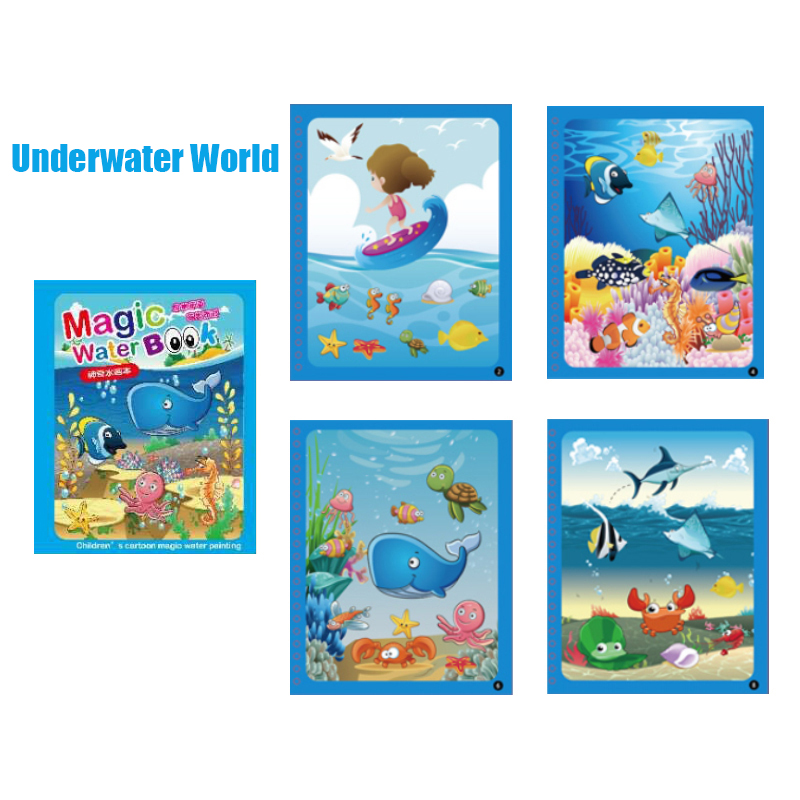 B Underwater world