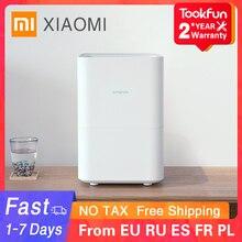 XIAOMI MIJIA SMARTMI Evaporative Humidifier for home Air dampener Aroma diffuser essential oil mist maker mijia APP Control