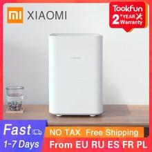 Xiaomi mijia smartmi umidificador evaporativo para casa umidificador de ar difusor aroma óleo essencial névoa maker mijia controle app