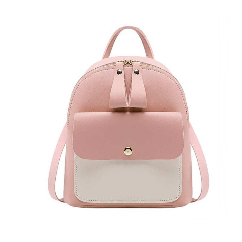 Vento Marea Mini Backpack Crossbody Bag For Teenage Girls 2020 Women Shoulder Phone Purses Korean Style New Convertible Bag Hand