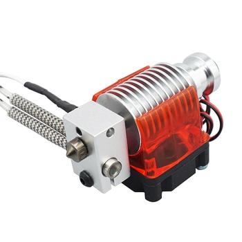 E3D V6 Hotend Kit High temperature version 300 degrees 3D Printer Parts 0.4/1.75mm J-head Remote extruder 12V 24V