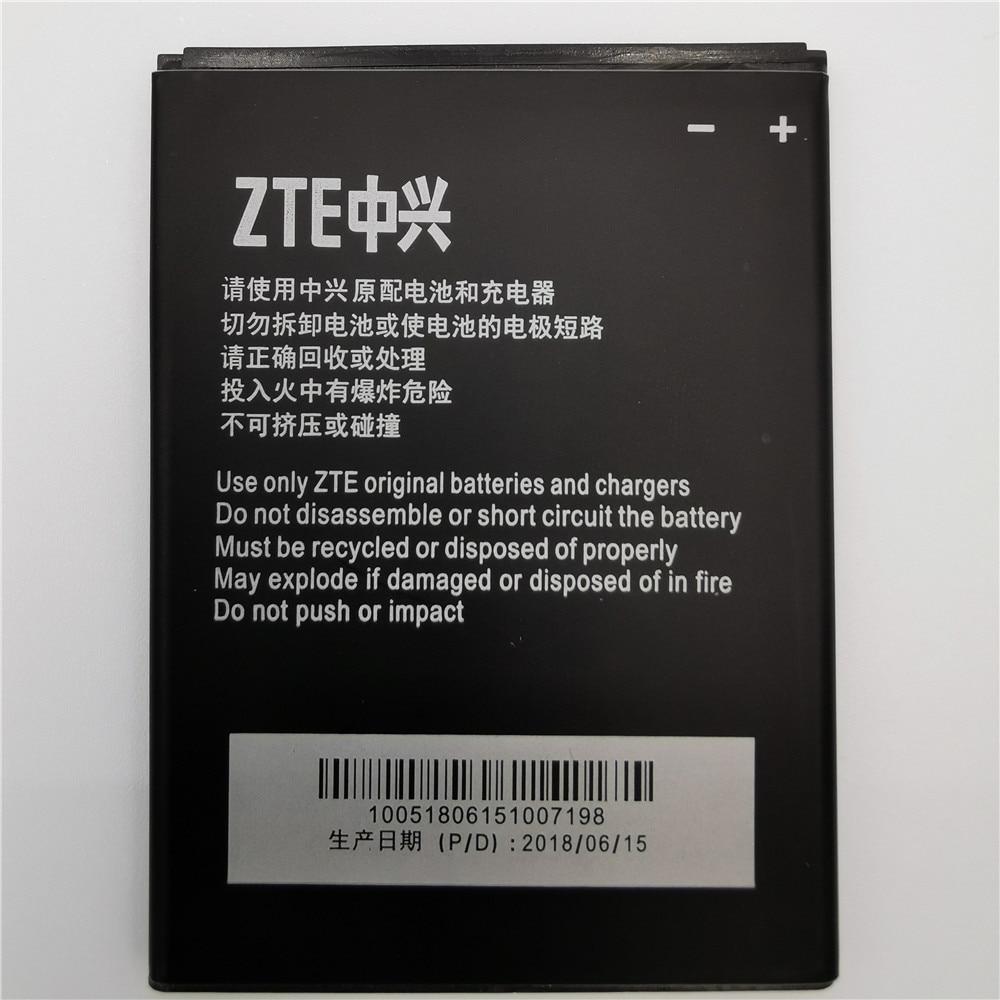 100% оригинальный высококачественный аккумулятор 1850 мАч Li3818T43P3h695144 для ZTE V830w Kis 3 Max для ZTE Blade G Lux мобильный телефон