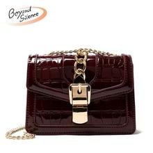 New Luxury Women Shoulder Bags Fashion Leather Handbags Female Chain Strap Crossbody Bag Small Flap Designer Brand Phone Bolsos
