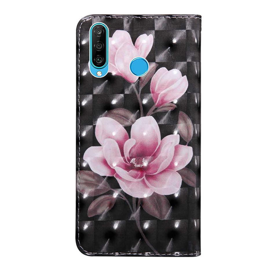 Caso à prova de choque para Huawei Honor 7A DUA-L22 Y5 2018 Casos de Telefone de Couro para o Huawei Honor 7C AUM-L41 Y7 2018 Tampa companheiro 20