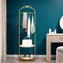 Coat-Rack Vertical-Clothing Bedroom Household-Corner Landing Multi-Function