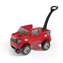 America Import Step2 Children Plastic Multiplicative Ford Off-road Learner Scooter 840700