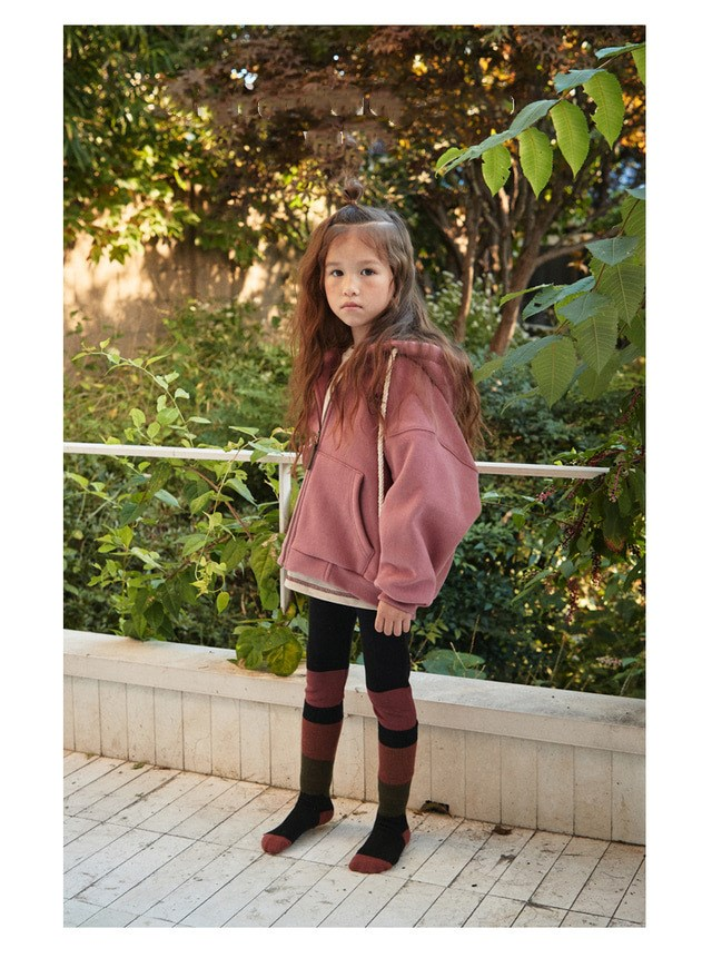 2020 New Winter LD Brand Kids Sweaters for Boys Girls Coat Fashion Print Warm Sweatshirts Baby Children Cotton Outwear Clothes 3