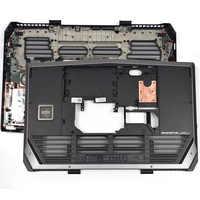Original nouveau boîtier de couverture de Base d'ordinateur portable pour DELL ALIENWARE 17 R3 assemblage de Base inférieure 1MT2K 01MT2K noir