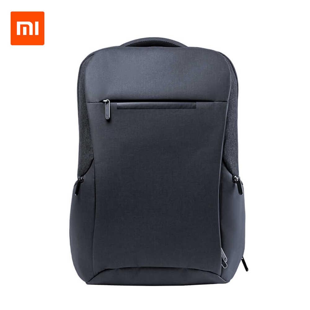 Oryginalny Xiaomi Mi Business wielofunkcyjne plecaki 2 generacji torba podróżna na ramię 26L o dużej pojemności 4 poziom wodoodporny