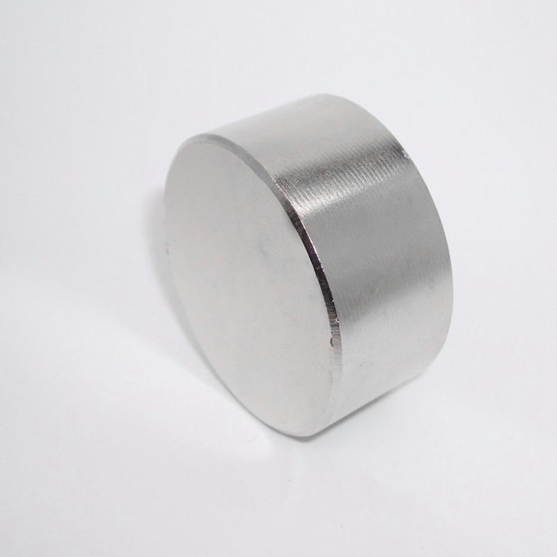 1 шт. N52 неодимовый магнит 40X20 мм Галлий супер сильные магниты Круглый Магнит мощный постоянный магнитный