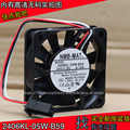 NMB 2406KL-05W-B59 6015 24V 0.13a FANUC System/machine koelventilator 60 × 60 × 15mm