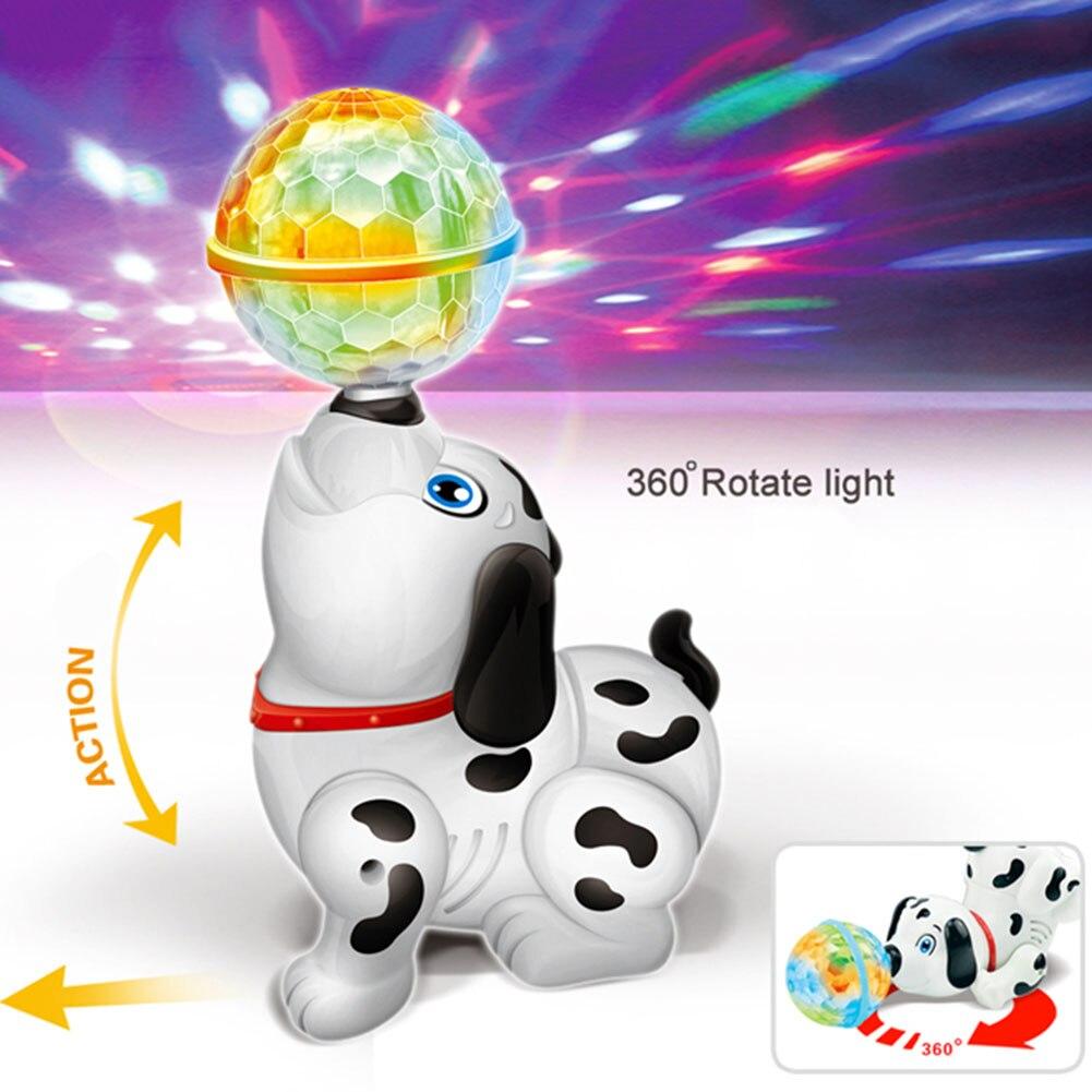 Interactive Dog Electronic Toys Funny Walking Pet Kids Singing Gift Musical Child