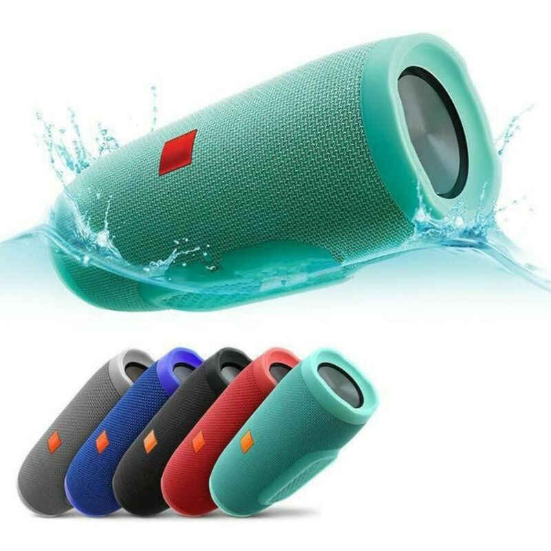 New Charge 3+ Waterproof Portable Wireless Bluetooth Speaker Multi Color|Portable Speakers| |  - title=