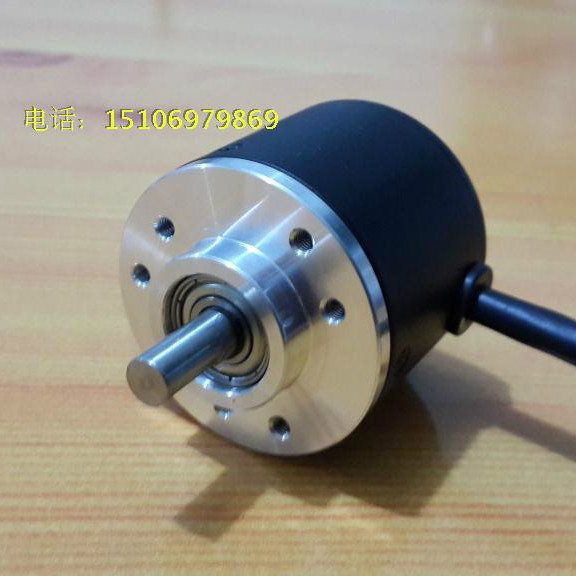 Photoelectric Rotary Encoder 360 Pulse 360 Line AB Two Phase 5-24V Rebar Straightening Machine 2 Meter Wire