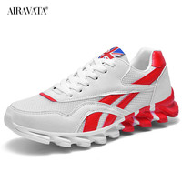 White-Couples Sneakers Casual Breathable Comfortable Running Sport Shoes