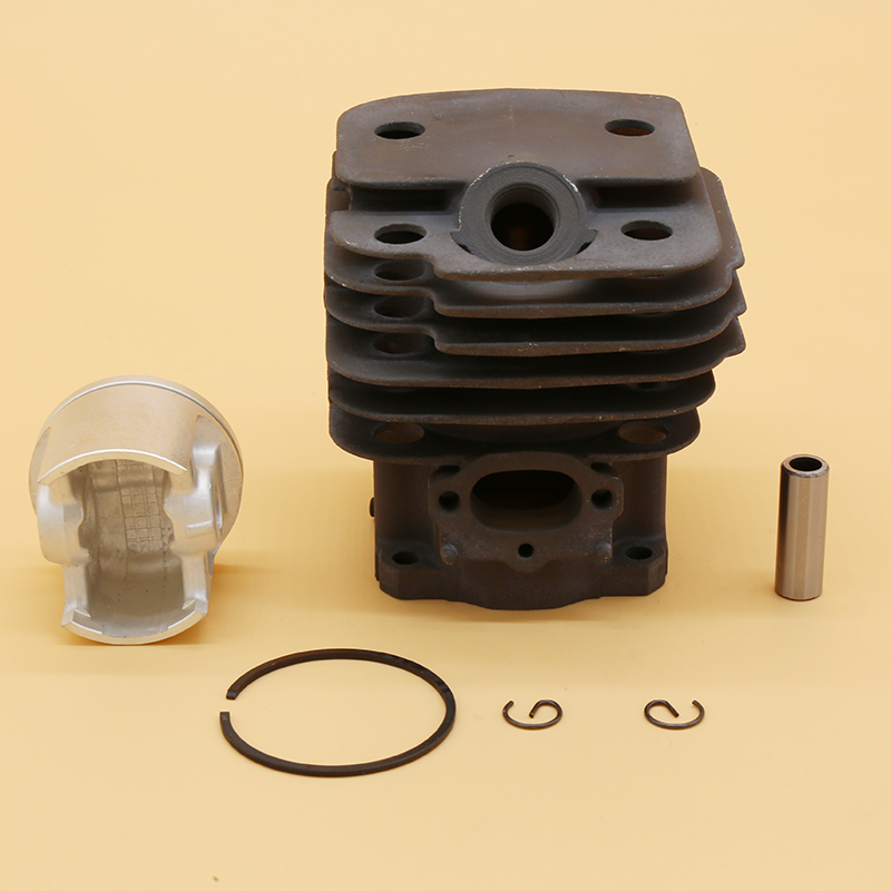 115 111 027 132 44mm Cylinder Piston Parts 52 For Ring  Dolmar DCS Makits DCS5200I PS DCS520 Chainsaw 020 Fit Pin Circlip 520
