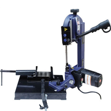 Band Saw Machine Alloy Woodworking Steel Stainless Steel Cutting Sawing Machine Micro Small Household Desktop Metal Saw
