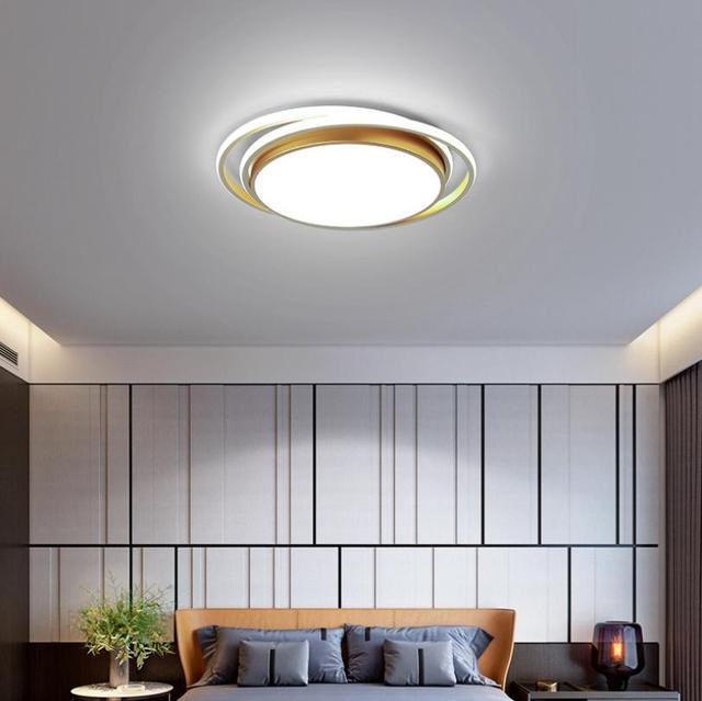 Фото современный потолочный светильник для спальни теплый и романтичный цена