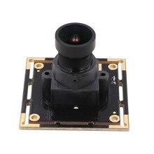 1.3MP Aptina AR0130 kamerası OTG UVC USB kamera modülü ile Lens 3.6mm 2.1mm 2.8mm 6mm 8mm 12mm 16mm isteğe bağlı