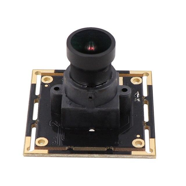 Módulo da câmera de otg uvc usb da webcam de 1.3mp aptina ar0130 com lente 3.6mm 2.1mm 2.8mm 6mm 8mm 12mm 16mm opcional