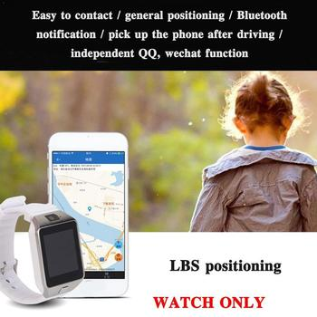 DZ09 Screen Smart Watch With Camera Bluetooth WristWatch Support Language Android For Ios SIM Smartwatch Multi Card Phones Z6R0